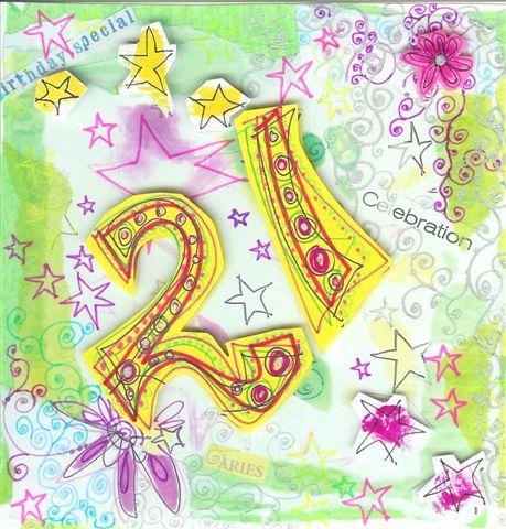 ~Twenty  ONE~