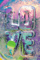 fLove Purple and Lime