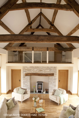 REAL HOMES MAGAZINE Barn Conversion