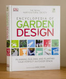 RHS ENCYCLOPEDIA OF GARDEN DESIGN DK