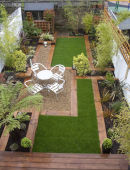 E14 London Evening Standard garden competition winner