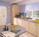 REAL HOMES MAGAZINE Kitchen Diner