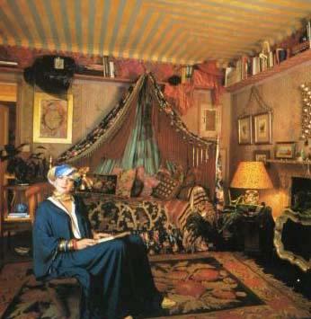 Penelope Hughes-Ross World of Interiors
