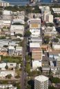 Smith Street, Darwin CBD, Northern Territory, Australia - aerial
