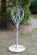 Geodesic Tree Stainless Steel
