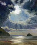 Sun Rays Trebarwith SOLD