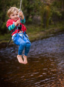 Cormac rope swing