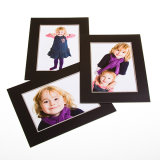 "3x 7""x5"" mounted photographs"