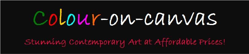 Contemporary canvas art | Canvas artwork