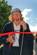 John McCririck / Racing tipster and TV presenter