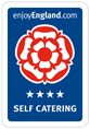 Enjoy England Self Catering: 4 Star