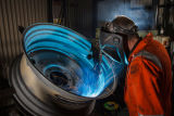 Wheel Refurbishment Bill Ditchfield Creative forJ. Brock & Sons