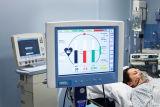 Lidcoplus Haemodynamic MonitorAddenbrookes HospitalRed Graphic Cambridge