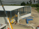 Pre-Fabricated concrete panels for construction