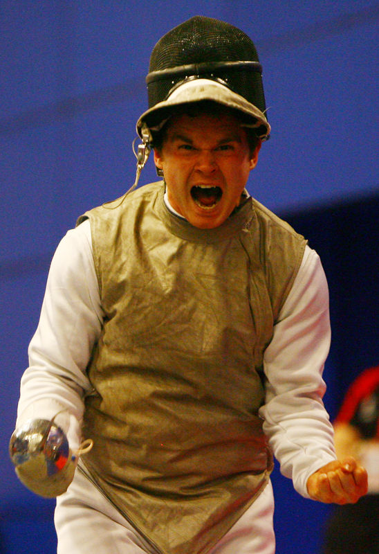 Bucs chionships day 2 – fencing