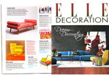 Elle Deco feature October 2011