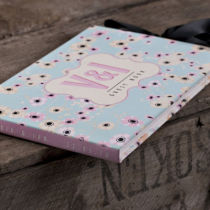 CANDY CLOUD PERSONALISED GUEST BOOK