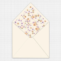 Candy Cloud Envelope Liner