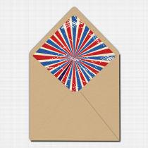 Carnival Envelope Liner