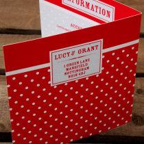DOTTIE RED INVITE 1