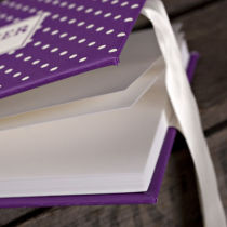 DOTTY PERSONALISED GUEST BOOK E