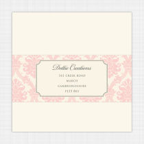 Darcy Envelope Address Label