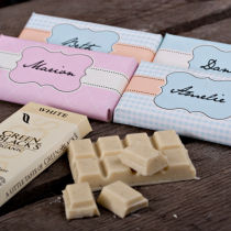 Dottie Candy Cloud Placesetting Chocolate Favours A