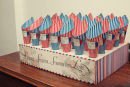 Dottie Seaside Funfair Confetti Cones Stand B