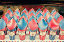 Dottie Seaside Funfair Confetti Cones