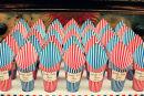 Dottie Seaside Funfair Confetti Cones