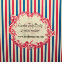 Dottie Seaside Funfair Guest Book B