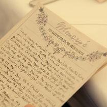 Dottie Vintage Sweethearts Memories Sheet