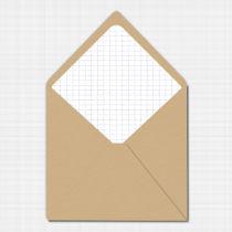 Gerberra Envelope Liner