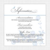 Song Bird Information Cards