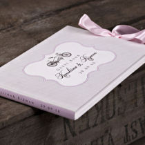 TANDEM PERSONALISED GUEST BOOK