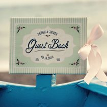 THAT'S AMORE Guest Book 001
