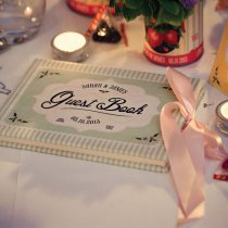 THAT'S AMORE Guest Book 002