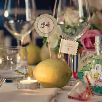 THAT'S AMORE Lollipop Place Settings 001
