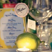 THAT'S AMORE Lollipop Place Settings 002