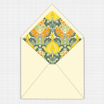 Tutti Frutti Pocket Envelope Lining