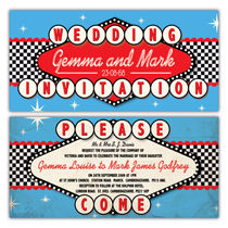 Vegas Wedding Stationery-Vegas Wedding Stationery
