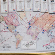 Vintage Travel Table Seating Plan (8)