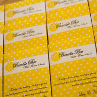 DAISY SEED PACKET WEDDING FAVOURS